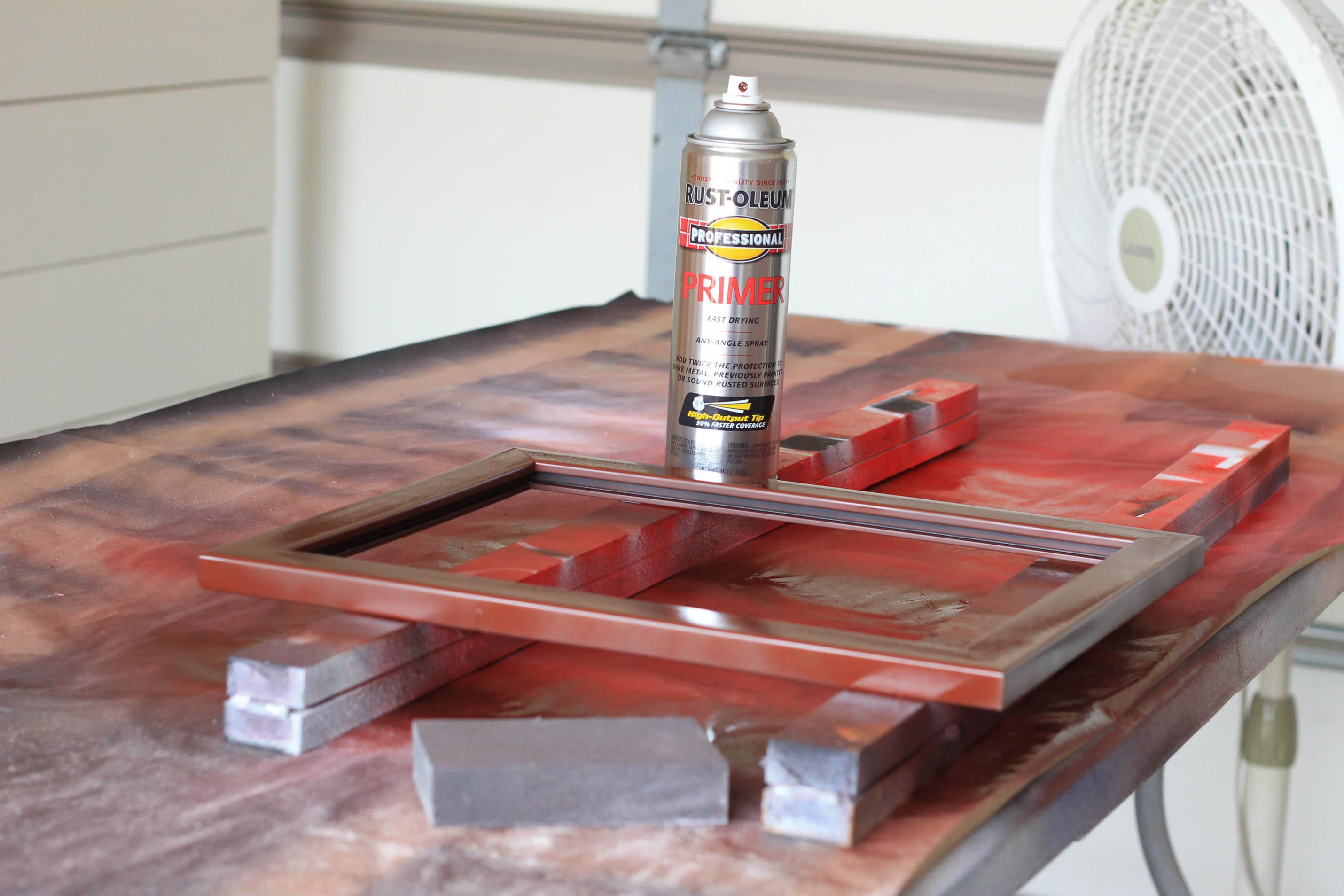 Red Primer Spray for Gold Leaf