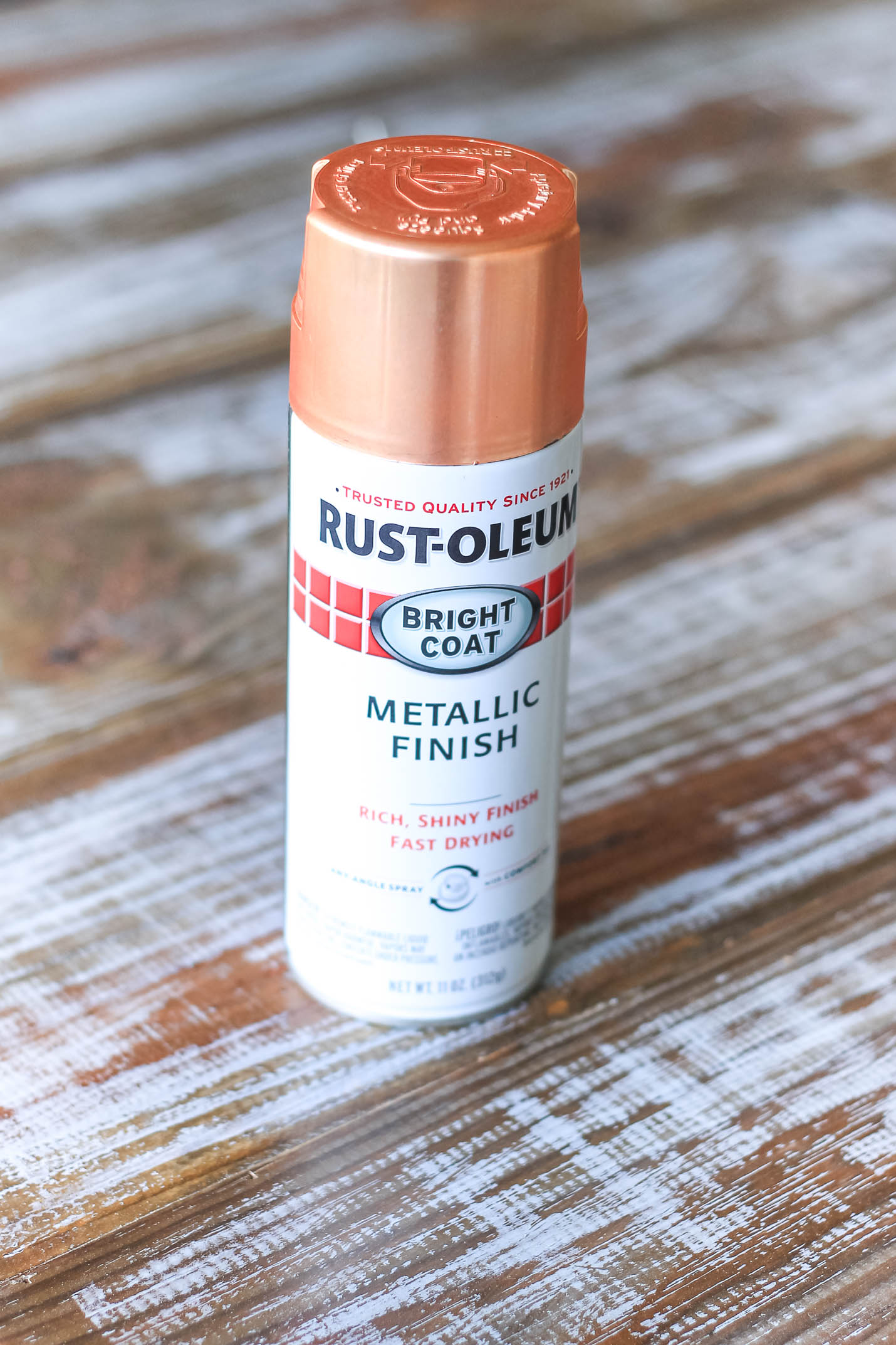 Rustoleum Bright Coat Copper Metallic