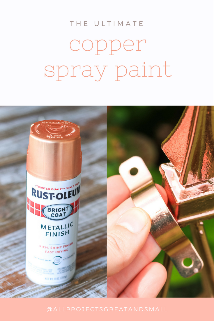 Metallic Copper Spray Paint Images Galleries With A Bite