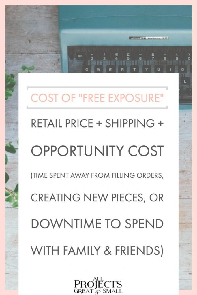 cost of free exposure
