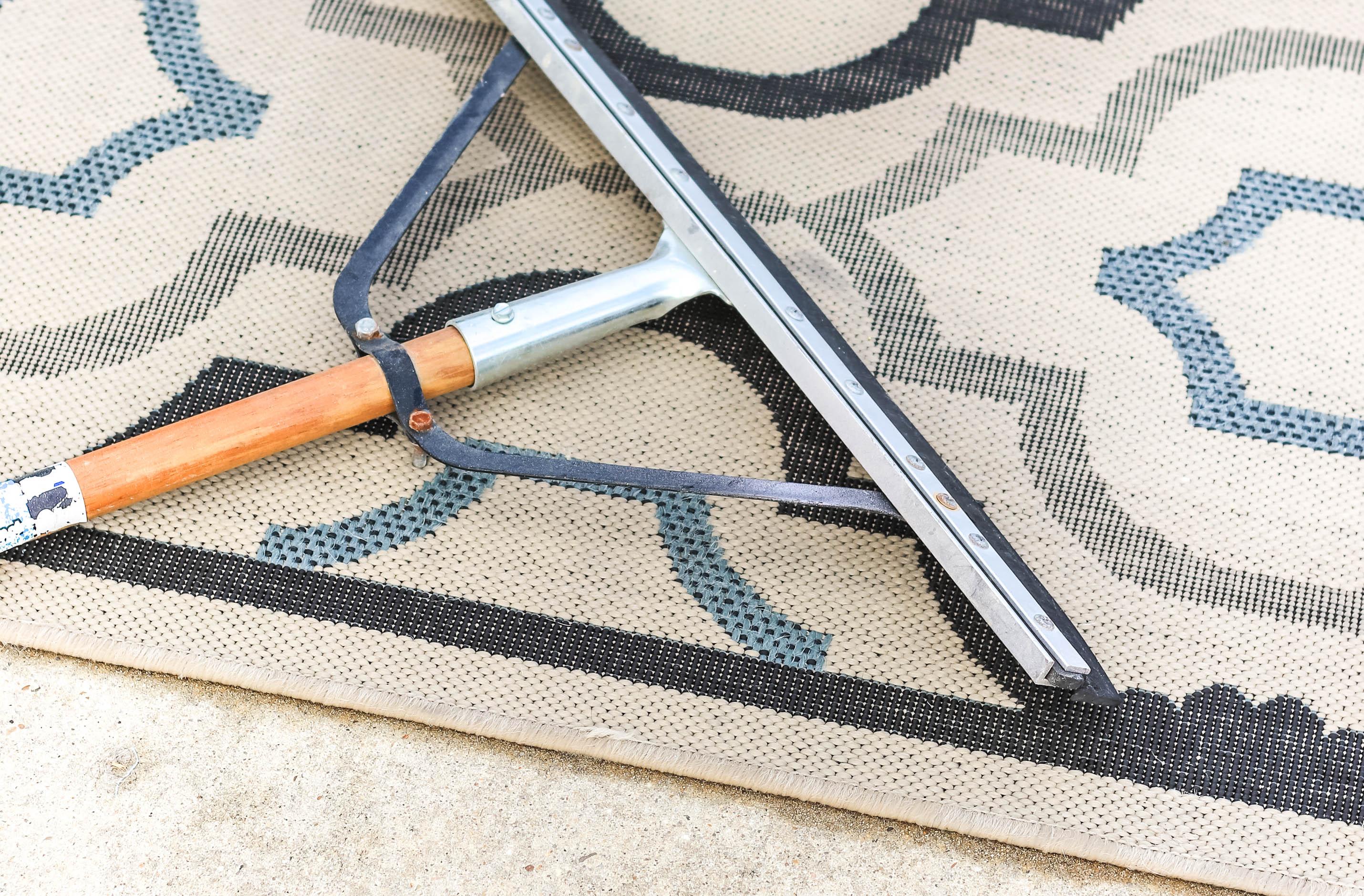 How to Clean Indoor/Outdoor Rug