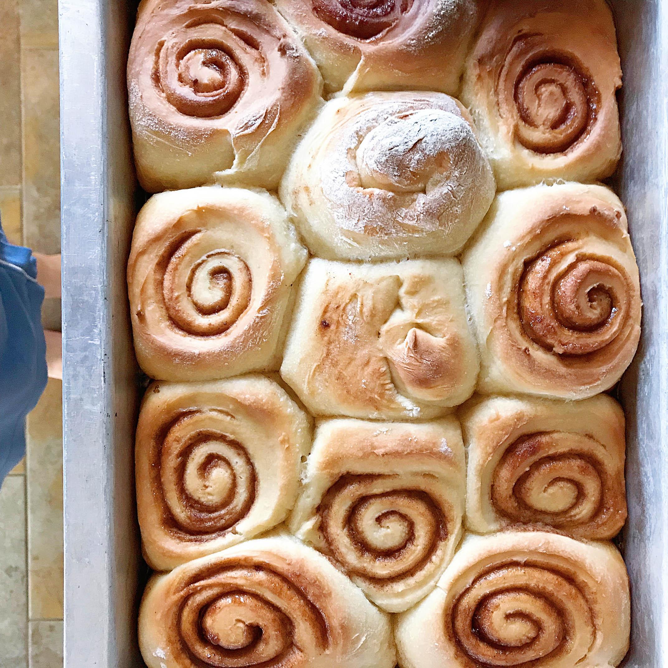 the best cinnamon rolls
