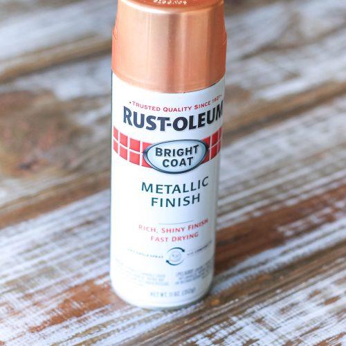 Rustoleum Bright Coat Copper Metallic