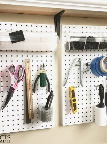 Best Craft Room Organization Tips
