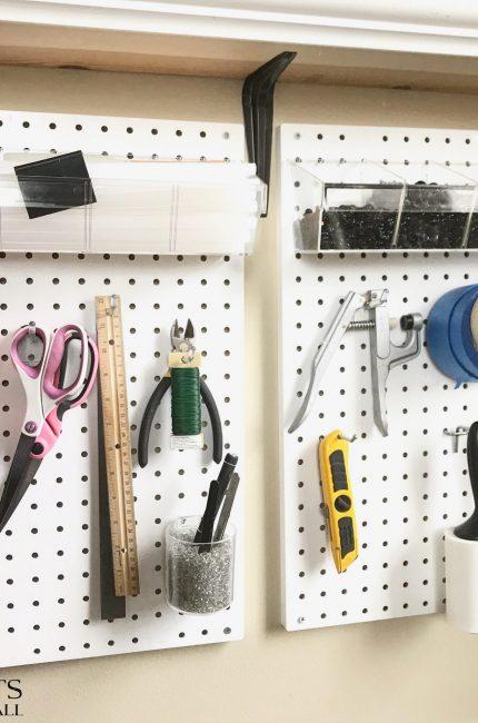 Best Craft Room Organization Tips