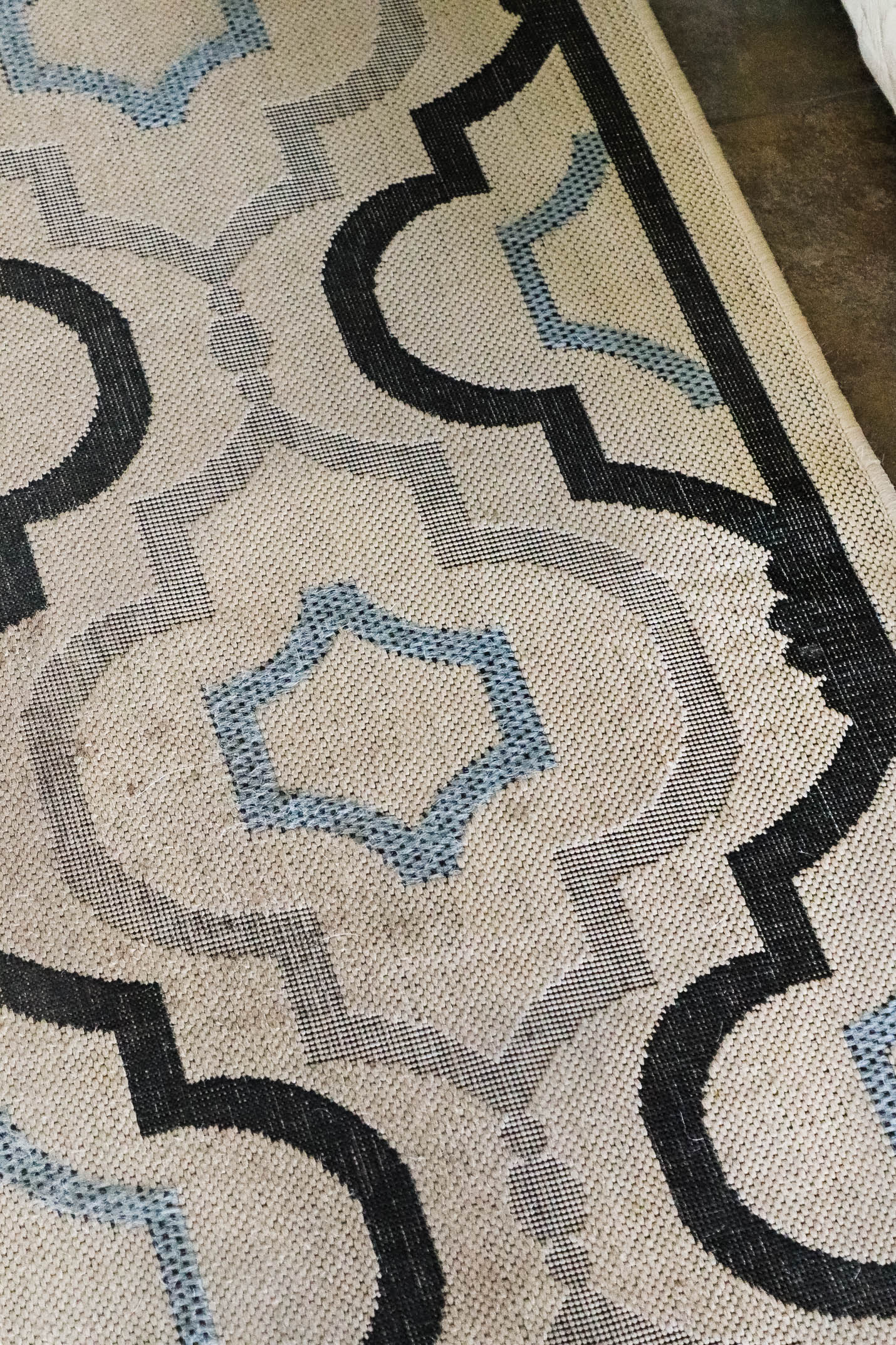 Indoor Outdoor Rug How to clean