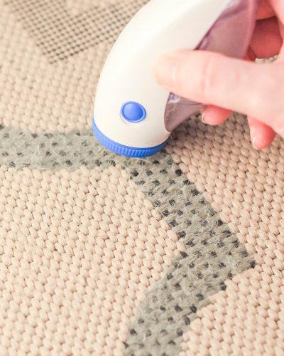 refresh shaggy rug