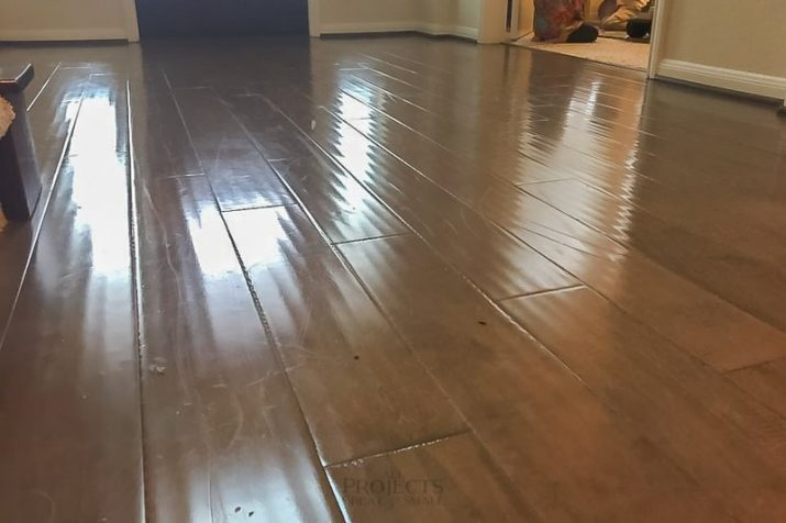 Remove Mop Glo From Wood Floors All Projects Great Small - How to remove mop and glo from hardwood floors