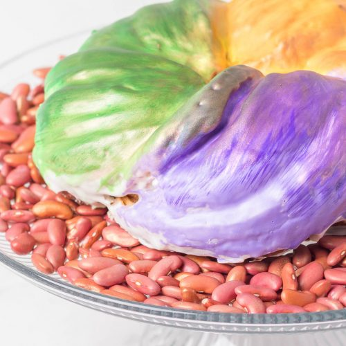 Flaky King Cake